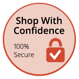 Shop with confidence.  100% Secure